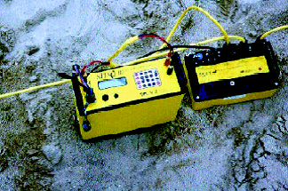STING R1 Deep Earth Resistivity Meter