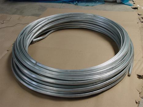 Ribbon Sacrificial Anodes