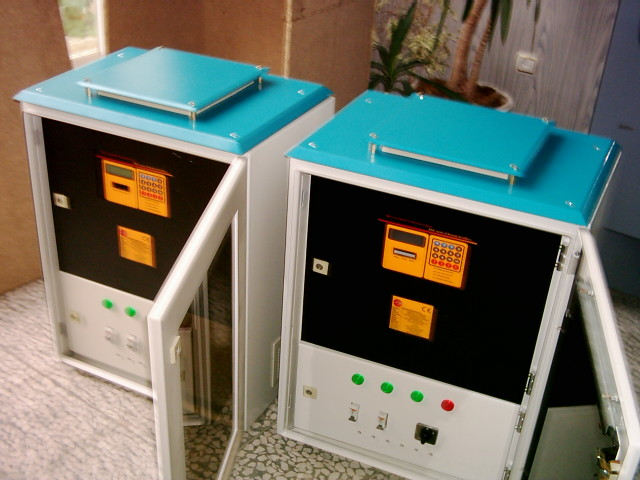RRU Series of Automatic CP Rectifier