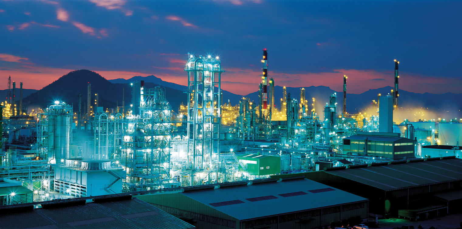 petrochemical-plant