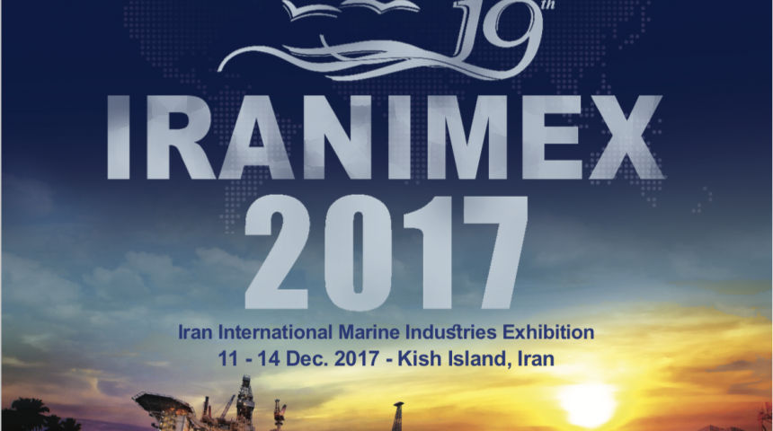 The 19th Iran International Maritime & Offshore Technologies Exhibition